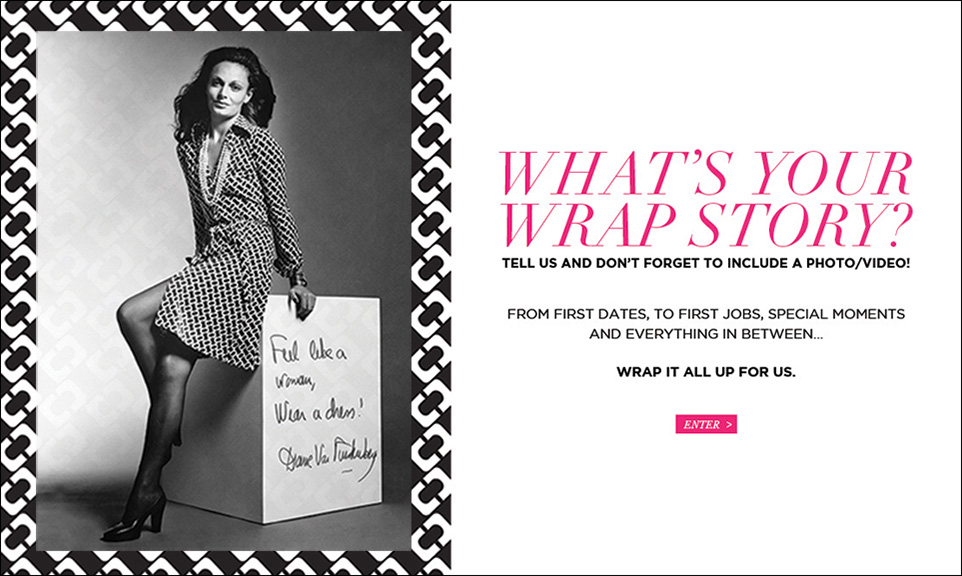 Celebrating the 40th Anniversary of the DVF Wrap Dress | DVF