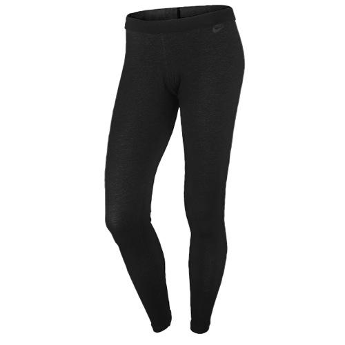 Nike Leg-A-See JDI Legging - Women's - Casual - Clothing - Black/Black