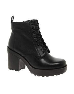 Vagabond | Vagabond Libby Platform Lace Up Ankle Boots at ASOS