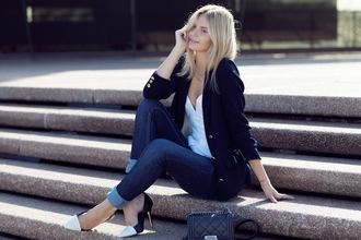 tuula jeans jacket shoes t-shirt bag jewels