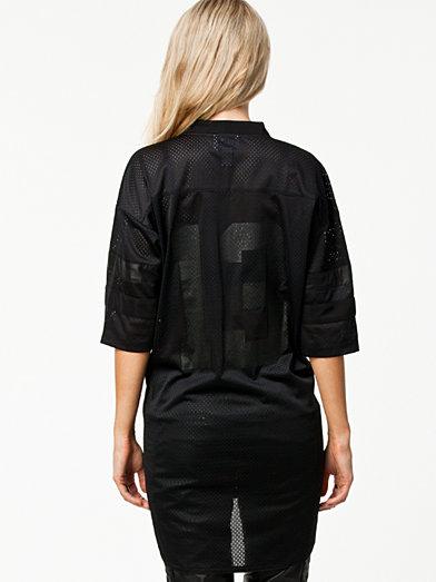 Next Level Jersey Dress - Fanny Lyckman For Estradeur - Black - Dresses - Clothing - Women - Nelly.com