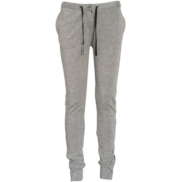 American Vintage Sweat Pants With Zip - Polyvore