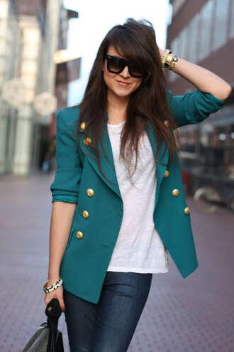 andy style scrapbook blue jacket yellow jacket jacket