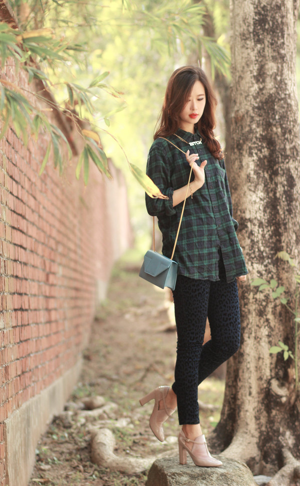 mellow mayo jewels shirt jeans bag shoes sweater skirt
