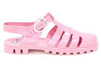 shoes jellies jellyshoes sandals sandales