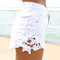 Sabo skirt  fortune cut-off shorts - off white - 58.0000
