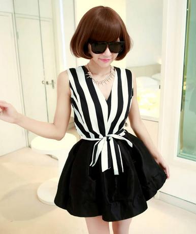 One-piece Party Dress - Juicy Wardrobe