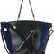Chloé tote bag, women's, black, calf leather