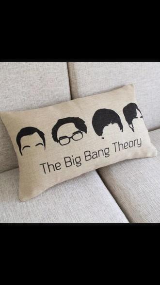 bag pillow big bang theory