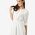 White Resort Dress | Goodnight Macaroon