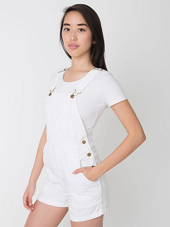 Cotton Twill Short-All | American Apparel