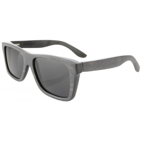 Trinity Maplewood Skateboard Sunglasses - Black/Multi | Woodzee.com