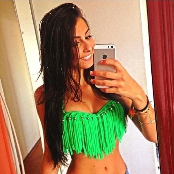 swimwear bikini summer outfits green green dress