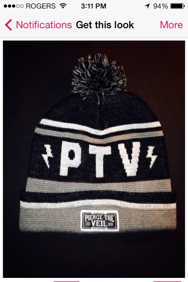 hat pierce the veil winter outfits