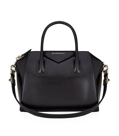 Givenchy Small Antigona Tote in Black | Harrods