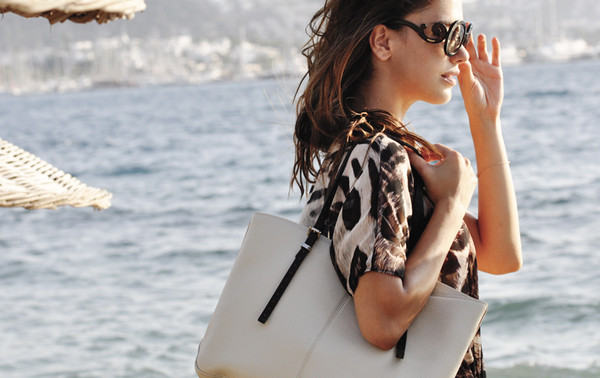 maritsa dress bag sunglasses