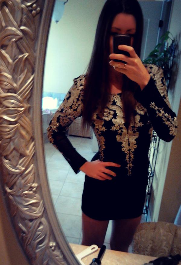 dress short dress party dress black dress little black dress