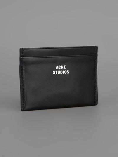 Acne 'new' Cardholder - Voo - Farfetch.com