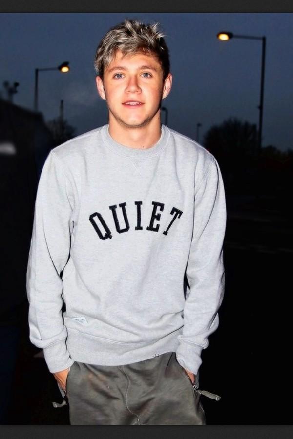 sweater niall horan sweater fvkin