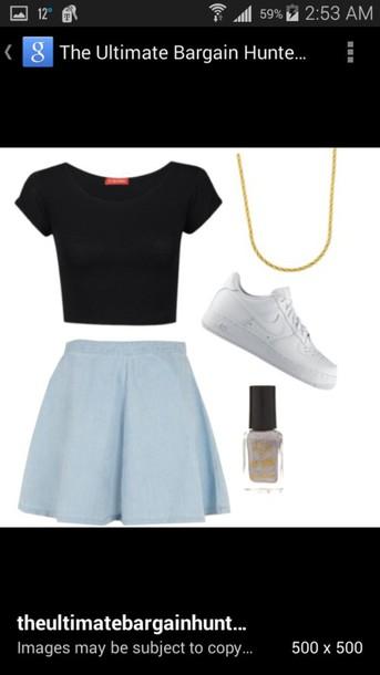 top shoes skirt shirt jumpsuit t-shirt