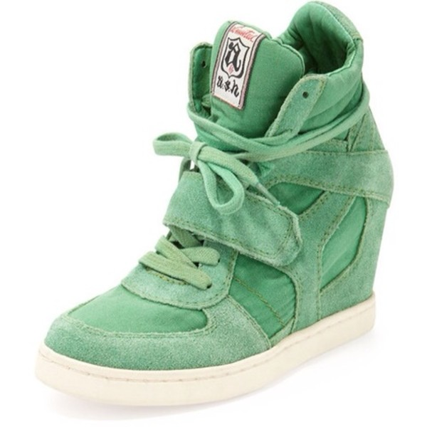 shoes wedge sneakers