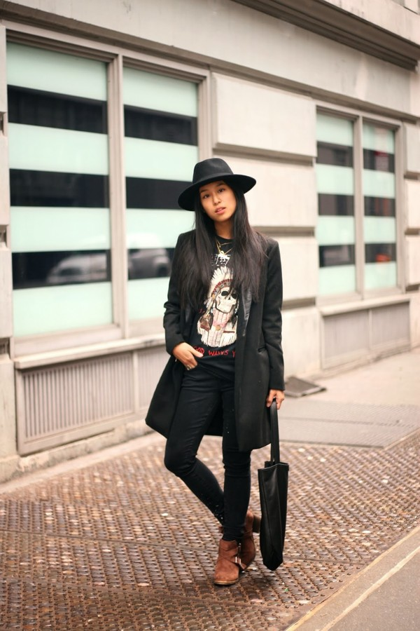 kristenglam jacket shoes hat