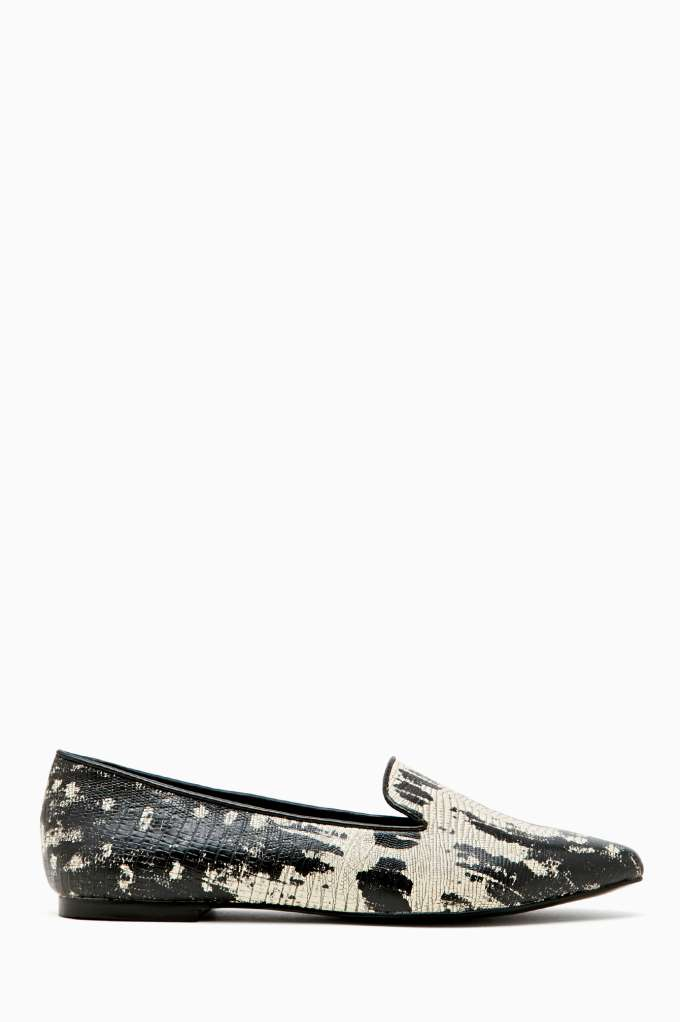 Shoe Cult Motive Loafer - Snake in  Shoes at Nasty Gal