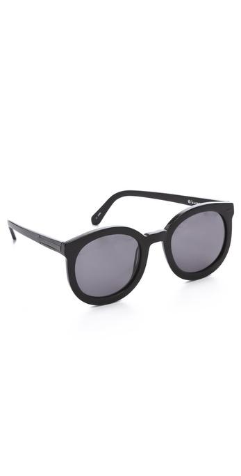 Karen Walker Super Duper Strength Sunglasses | SHOPBOP