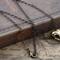 Bird skull copper pendant necklace gothic retro vintage | ebay