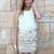 Gold Mini Skirt - Gold Scallop Sequin Mini Skirt | UsTrendy