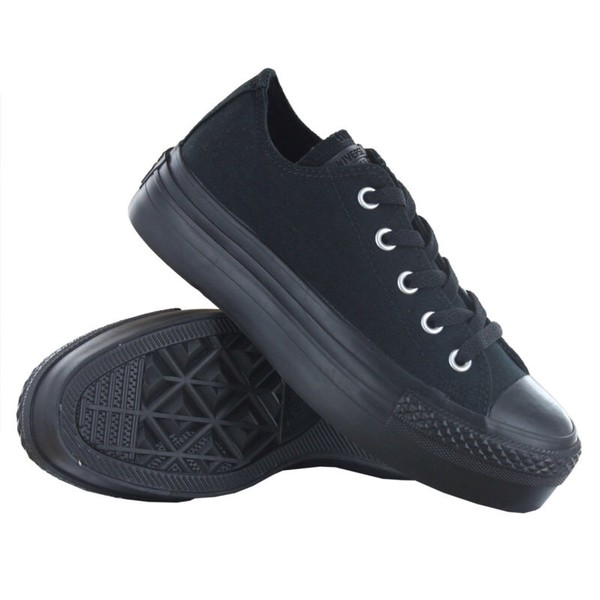 shoes converse high top converse converse black black shoes platform shoes underground creepers tumblr fashion goth hipster