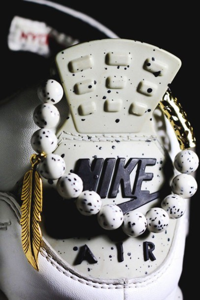 jewels bracelets nike air