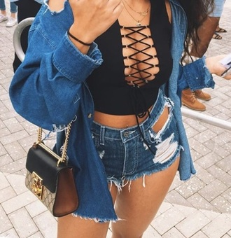 top lace top lace dope shirt dope wishlist crop tops cropped swag top swag black black crop top