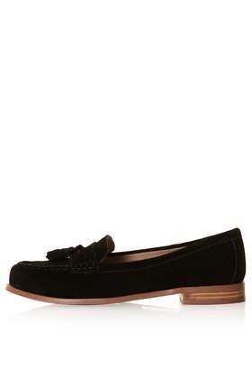 LAVERNE Tassle Loafers - Flats  - Shoes  - Topshop USA