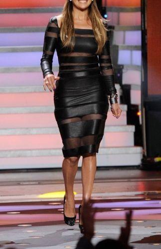New Sexy Lambskin Leather Ladies Dress Tailor Made Custom Women Party Dress 03 | eBay