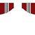 CMLA- RED FUCK TRENDS. SPORT LUXE HOCKEY JERSEY / CLOTHESMINDS