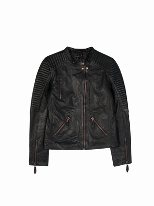 berenice mode femme veste biker cuir energie 1