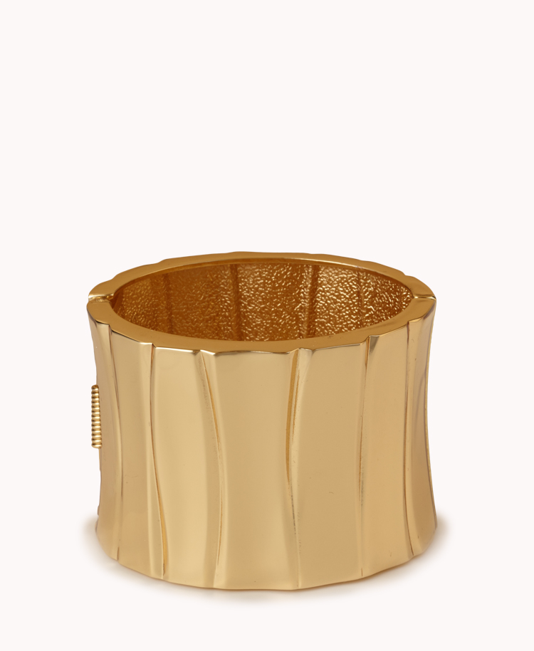 Mirrored Hinge Cuff | FOREVER21 - 1060246741