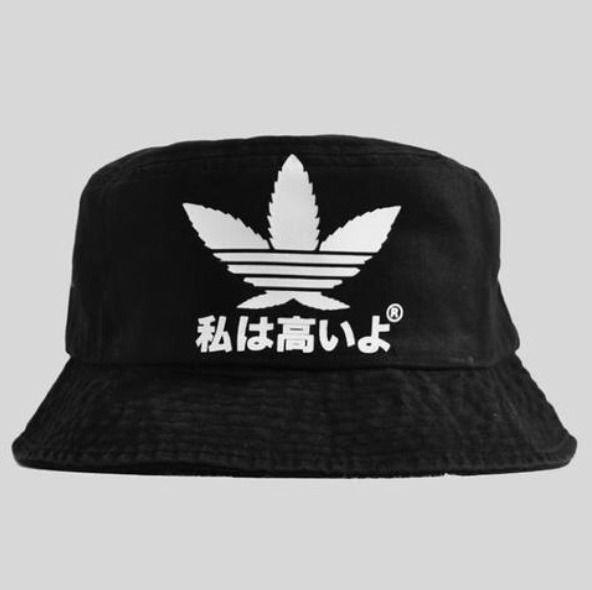 Very RARE High Bucket Hat Black Supreme Pink Dolphin 40 oz Stussy Van Tommy | eBay