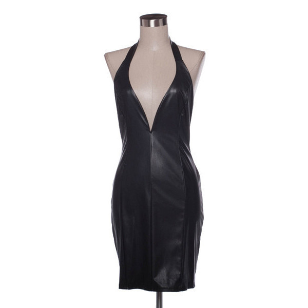 Dark Ways Faux Dress | Vanity Row