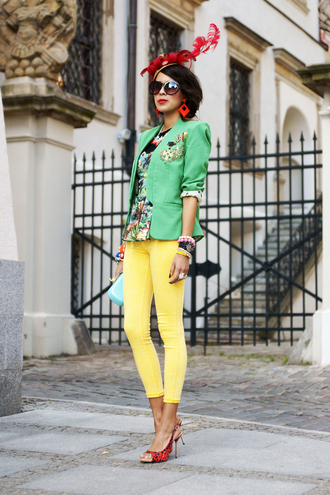shoes bag t-shirt jewels jacket pants sunglasses macademian girl