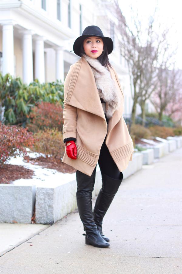 i am khatu coat sweater pants hat shoes
