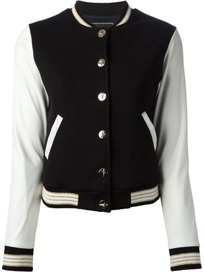 Paciotti For Us Bi-colour Varsity Jacket - Elite - Farfetch.com