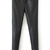 ROMWE | ROMWE Faux Leather Zippered Pocketed Black Pants, The Latest Street Fashion