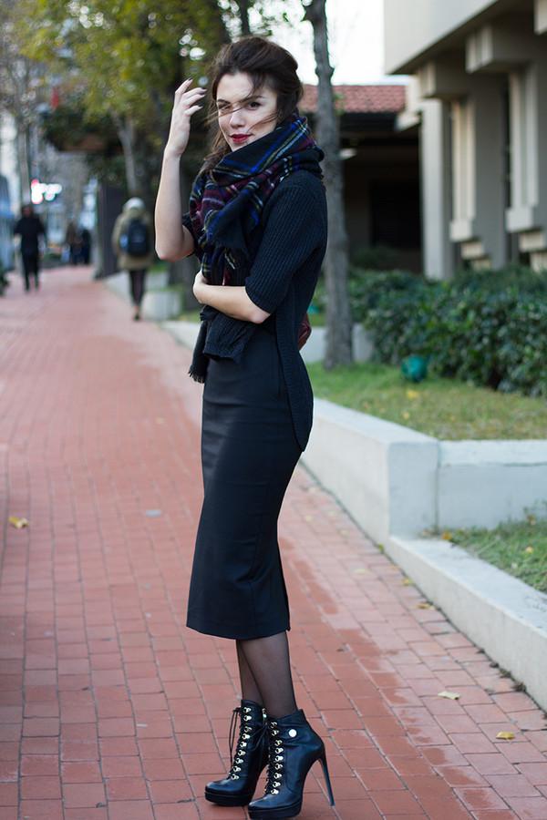 maritsa bag skirt scarf jewels shoes