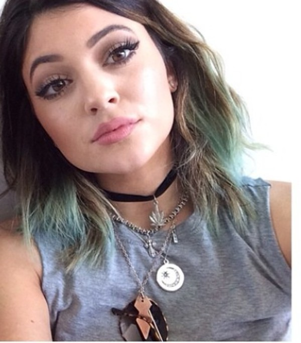 jewels kylie jenner necklace choker necklace