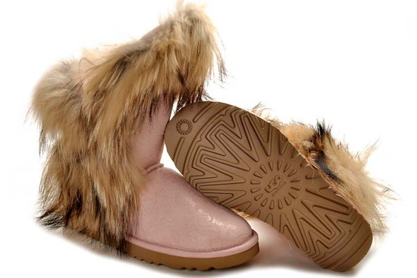 shoes ugg boots fur