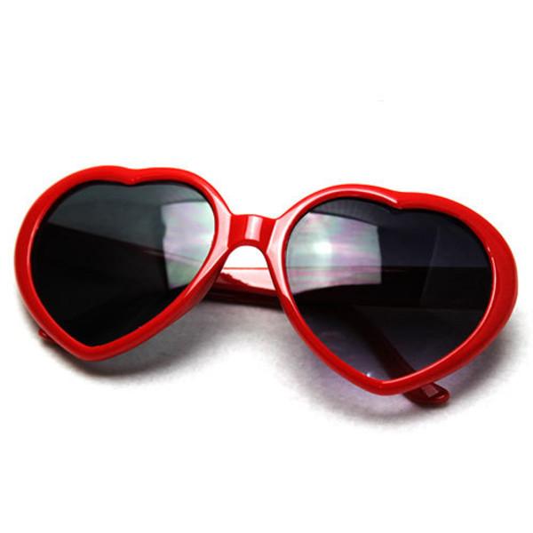 jewels fashion sunglasses heart sunglasses