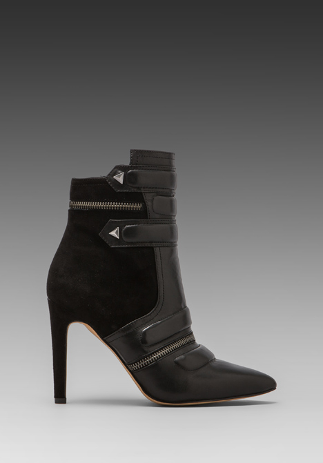 SAM EDELMAN Margo Bootie in Black at Revolve Clothing - Free Shipping!