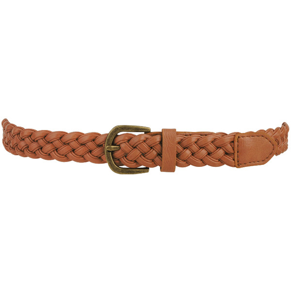 Casual Woven Belt - Forever 21 - Polyvore